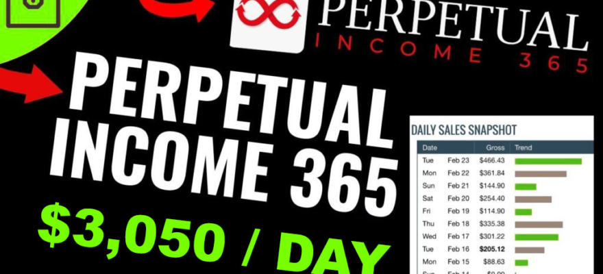 Perpetual Income 365 Featured Image